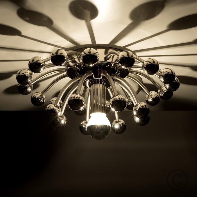 Modern Sputnik Pistillino Ceiling Light