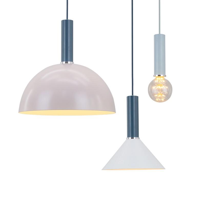 DIY Modern Macarons pendant light