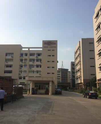 Zhongshan lighting factory